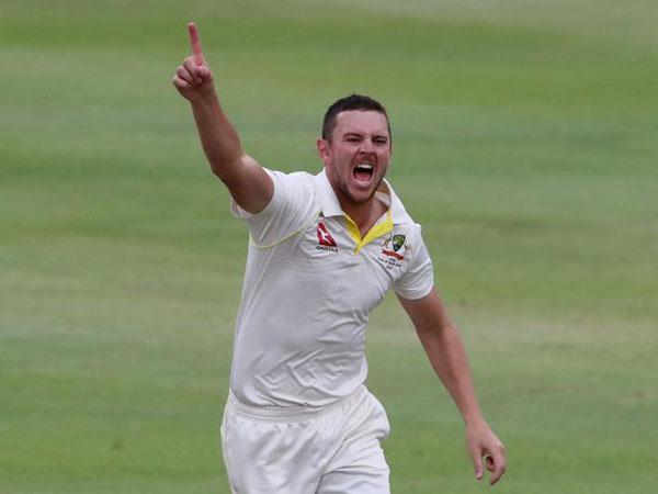 Australia player Josh Hazlewood
