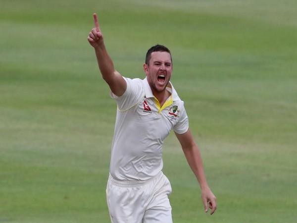 Australia bowler Josh Hazlewood