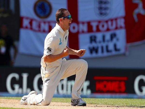 New Zealand spinner Todd Astle