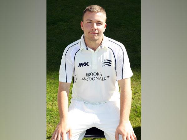 Wicket-keeper Adam Rossington