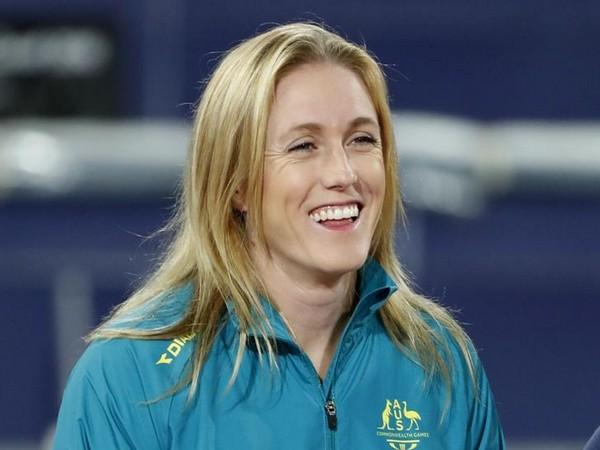 Australia's track athlete Sally Pearson