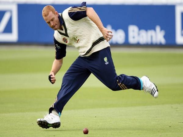 Australia's assistant coach Andrew McDonald