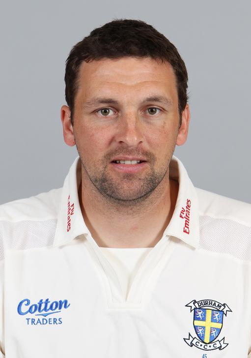 Former England bowler Steve Harmison