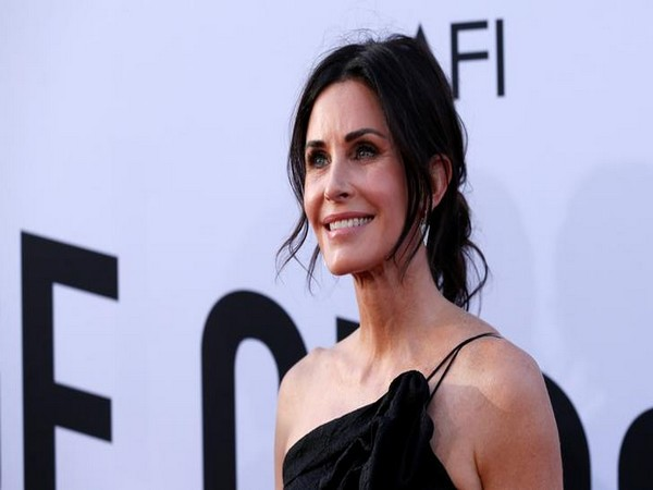 Courteney Cox at the 46th AFI Life Achievement Award Gala in Los Angeles.