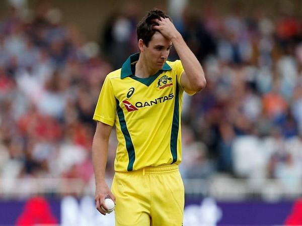 Australian fast-bowler Jhye Richardson