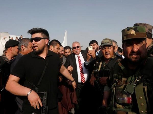 Afghan Vice President Abdul Rashid Dostum