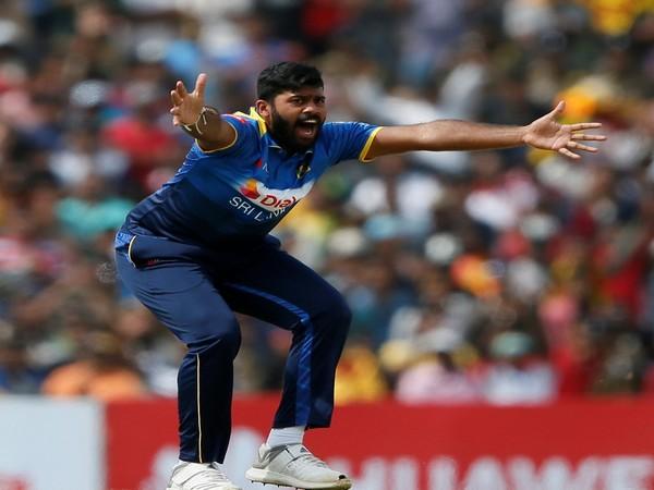 Sri Lanka bowler Lahiru Kumara
