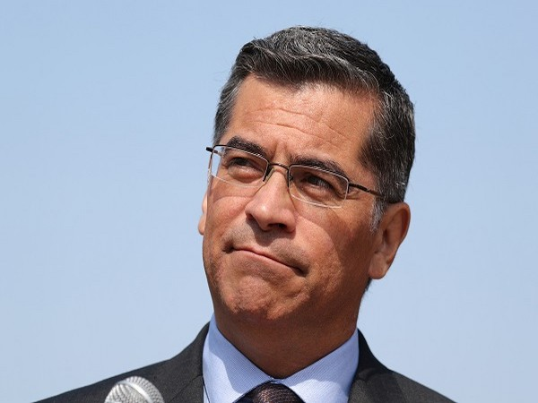 California Attoney General Xavier Becerra (Credit: Reuters Pictures)