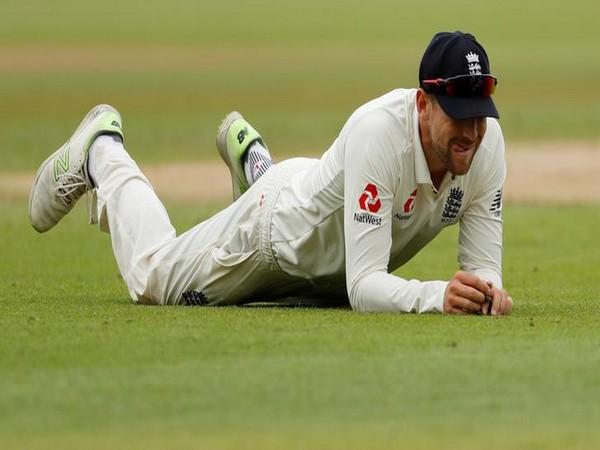 England's cricketer Dawid Malan