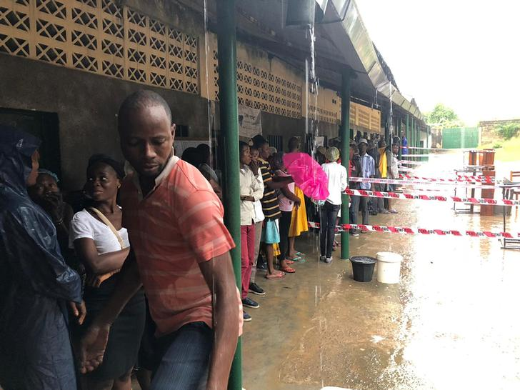 People take shelter in Zimbabwe after torrential rains owing to Cyclone Idai ravaged south-eastern Africa.