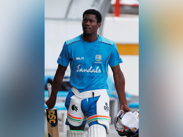 West Indies all-rounder Keemo Paul