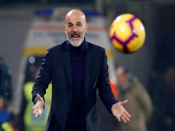 AC Milan head coach Stefano Pioli (File image)