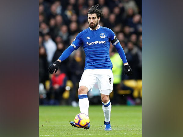 Mid-fielder Andre Gomes