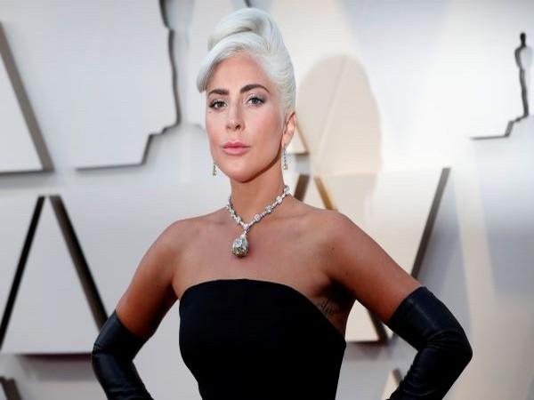 Musician Lady Gaga