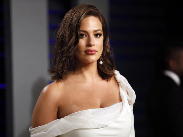 American model Ashley Graham at 2019 91st Academy Awards