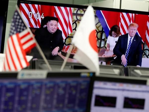 North Korea leader Kim Jong-un and US President Donald Trump