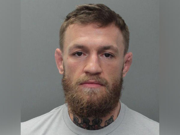 MMA star Conor McGregor