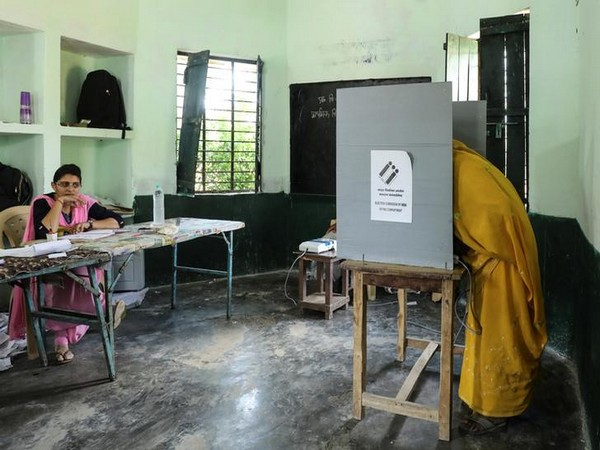 West Bengal, Assam, and Puducherry recorded over 76 per cent voter turnout.