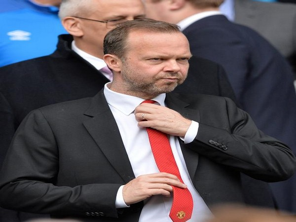 Manchester United's executive vice-chairman Ed Woodward
