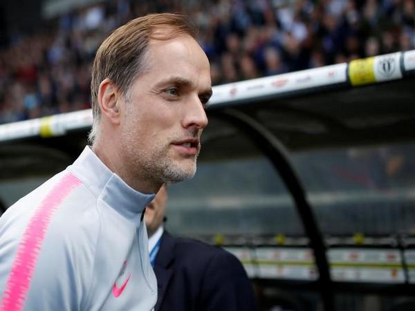 Paris Saint-Germain (PSG) head coach Thomas Tuchel