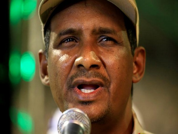 Sudan General Mohamed Hamdan Dagalo (Reuters)