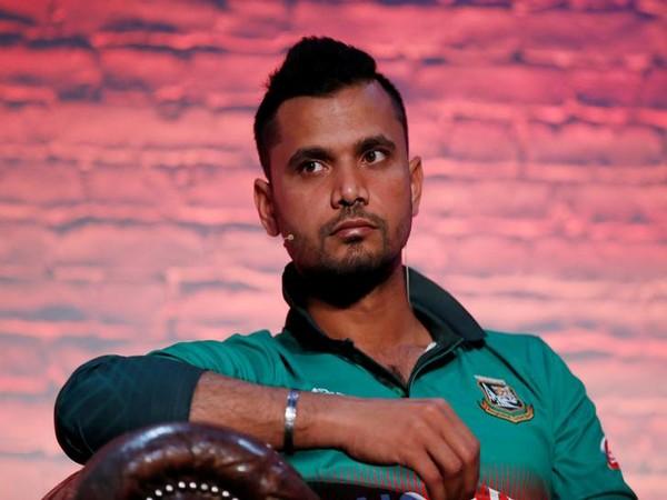 Current Bangladesh ODI skipper Mashrafe Mortaza