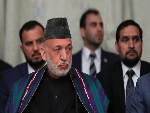 Ex-Afghan President Hamid Karzai (File pic)