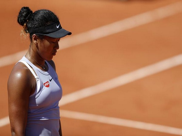 World number one tennis player Naomi Osaka
