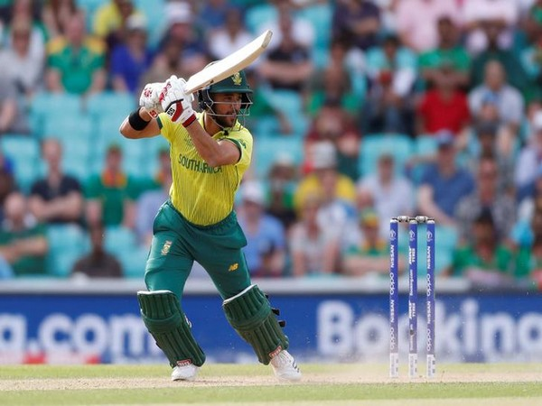 South Africa batting all-rounder JP Duminy