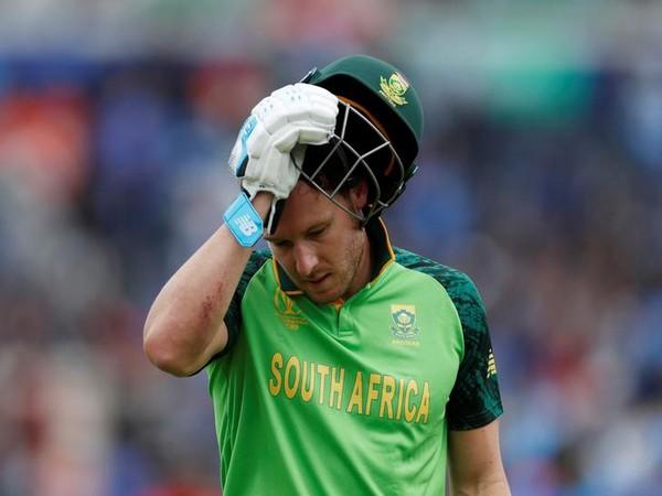 South Africa batsman David Miller