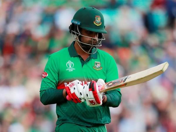 Bangladesh captain Tamim Iqbal