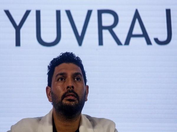 Former Indian cricketer Yuvraj Singh
