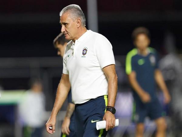 Brazil head coach Tite