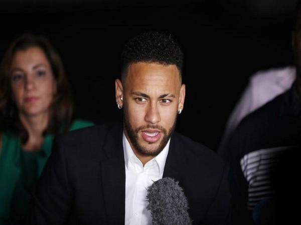 Brazil striker Neymar Jr