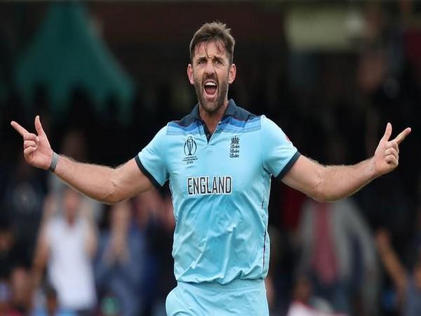 English fast bowler Liam Plunkett