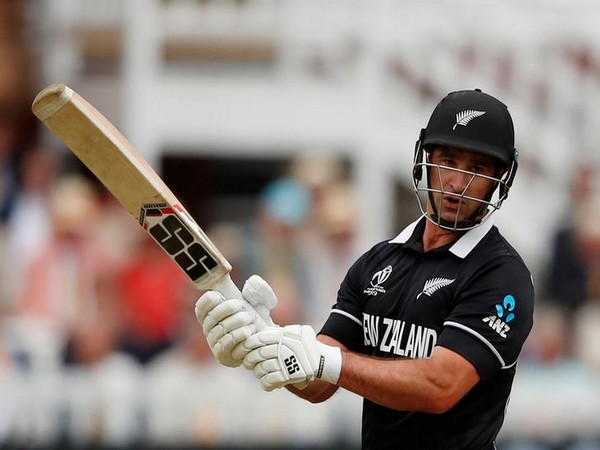 New Zealand's Colin de Grandhomme