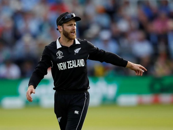 New Zealand skipper Kane Williamson
