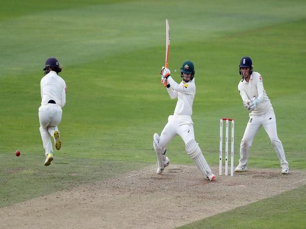 Australia's Rachael Haynes in action during Day one of the only Test