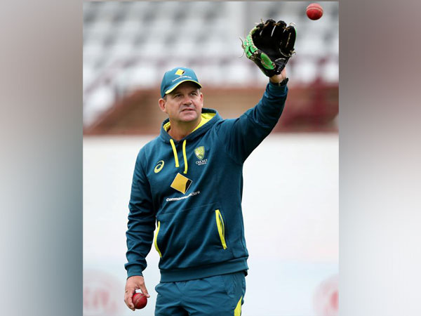 Australia women's cricket team coach Matthew Mott