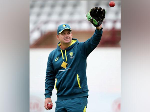 Australia women's coach Matthew Mott