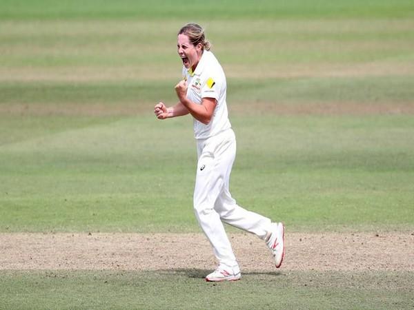Australia left-arm spinner Sophie Molineux