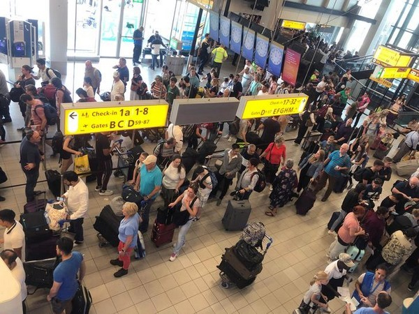 Schiphol Airport (Representative image)