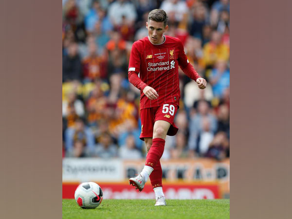 Liverpool's Harry Wilson