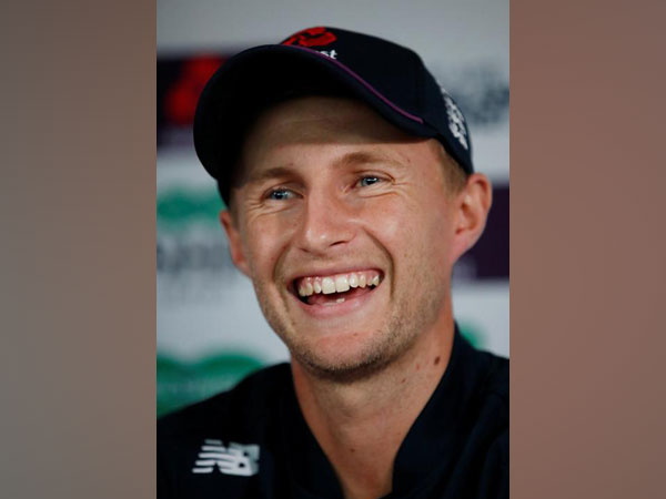 England captain Joe Root