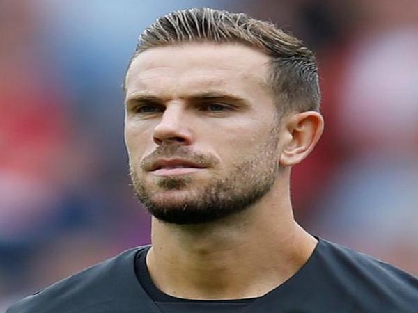 Liverpool's Jordan Henderson
