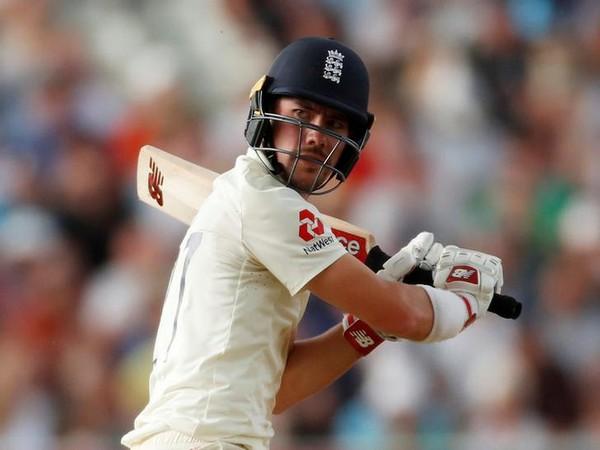 England's Rory Burns