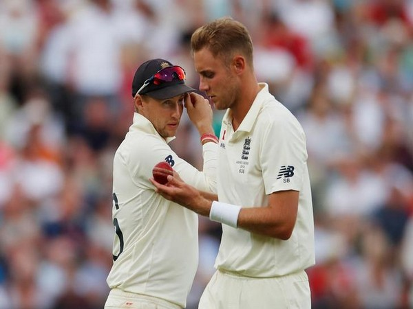 England skipper Joe Root and pacer Stuart Broad