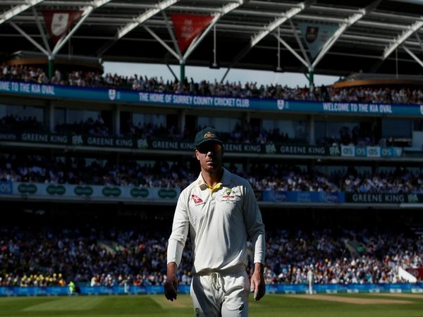 Australia opening batsman David Warner