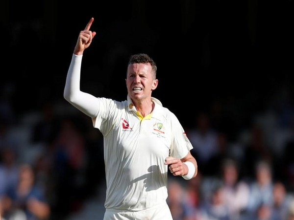 Australia pacer Peter Siddle