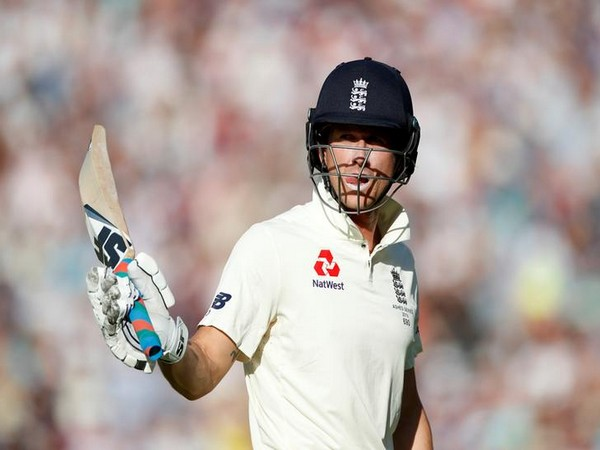 England opening batsman Joe Denly